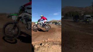 AMA Supercross con   Lorenzo Camporese