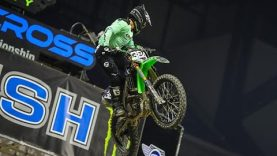 AMA SUPERCROSS 2021 LORENZO CAMPORESE STORY INDY 2-3