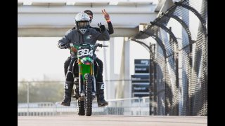 AMA Supercross Round          1 – 2 – 3 Houston